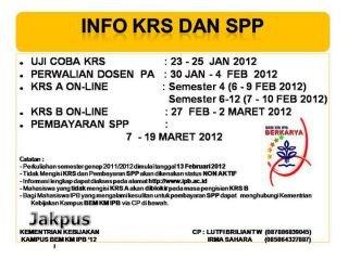 info krs